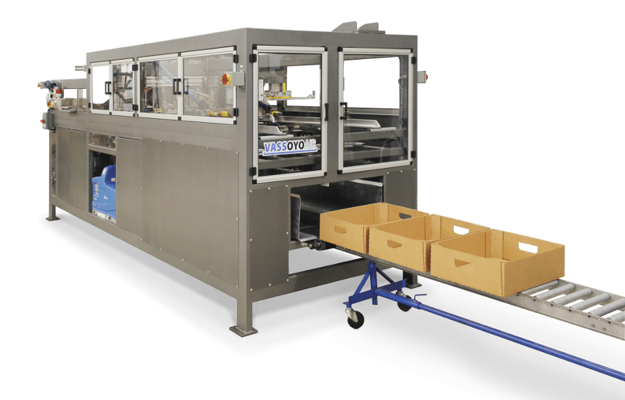 tray forming machine glue