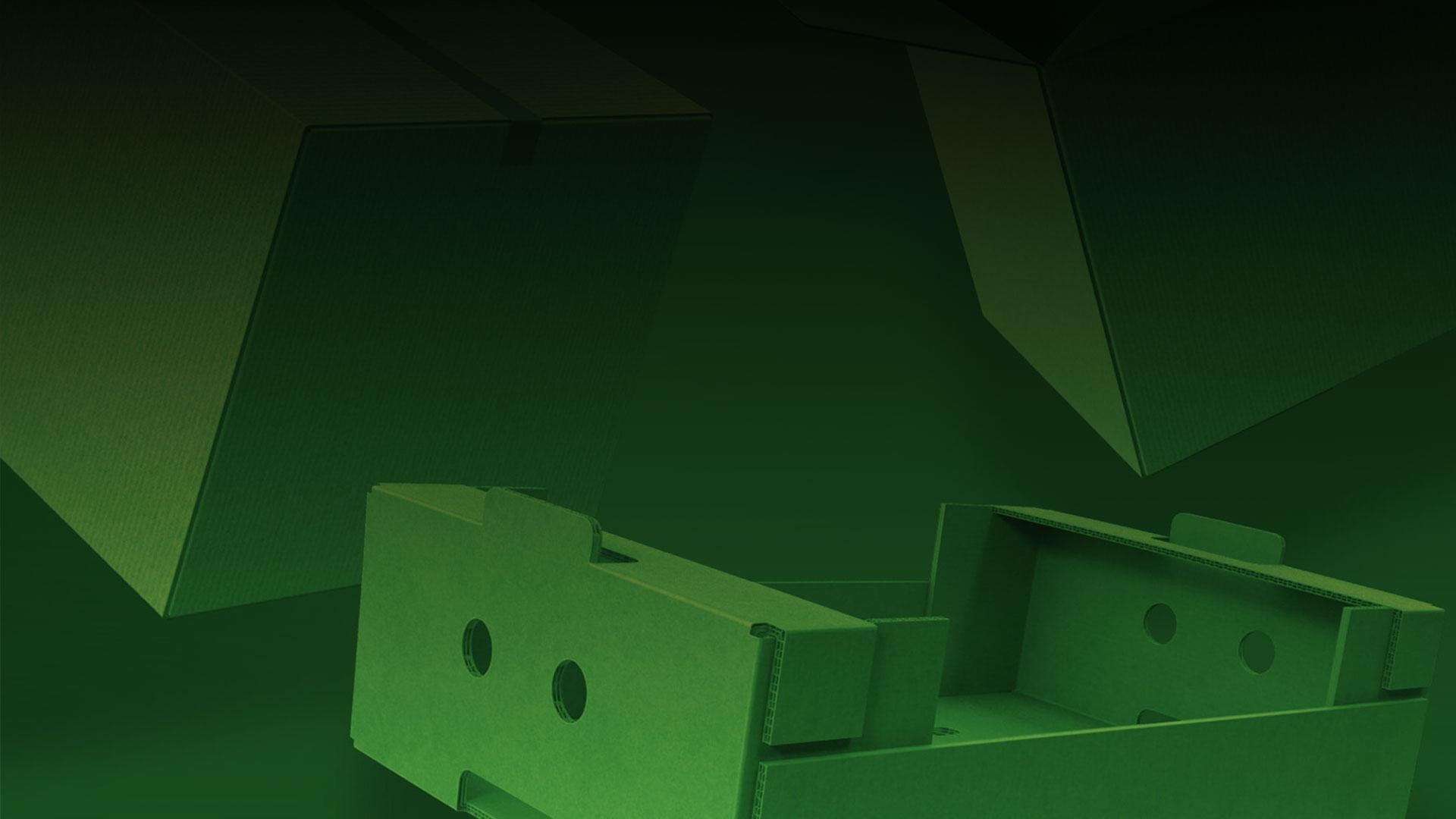 EndFlex green background image