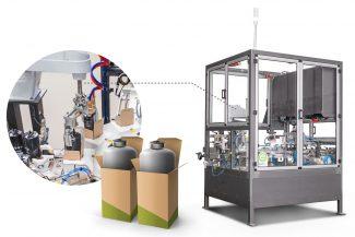 Boxxer Kartnr with Robotic Loading