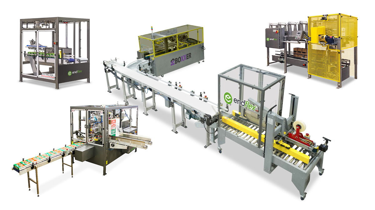 case packing machines