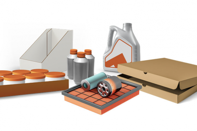 automative and hardware packaging