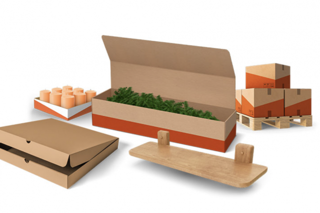 home goods and furniture packaging